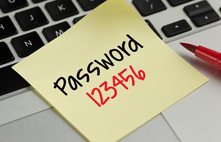 資安最大風險恐怕是自己 95%台灣人使用單一密碼